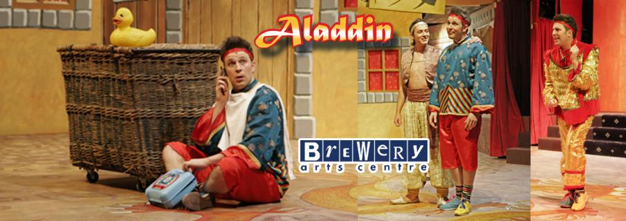 'Aladdin' - Brewery Arts, Kendal