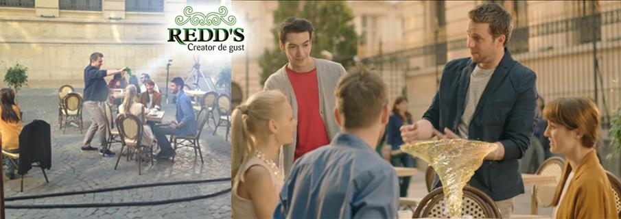 'Redd's' - Romanian/Polish TV Commercial