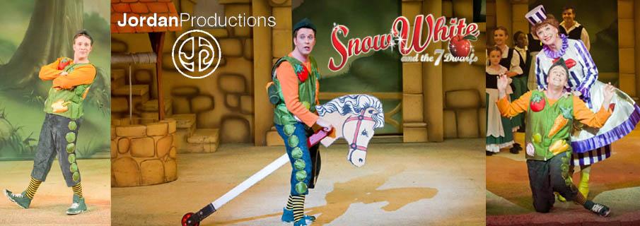 'Snow White' - Gordon Craig Theatre, Stevenage