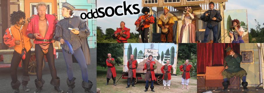 'Taming of the Shrew' - Oddsocks - UK Tour