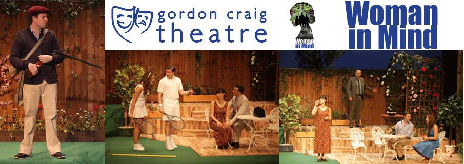 'Woman in Mind' - Gordon Craig Theatre, Stevenage