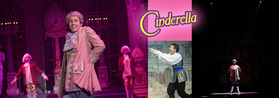 'Cinderella' - Wyvern Theatre, Swindon