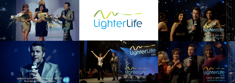 'LighterLife' - UK TV Commercial