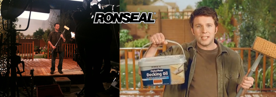 'Ronseal' - UK TV Commercial