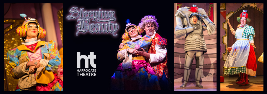 'Sleeping Beauty' - Harrogate Theatre