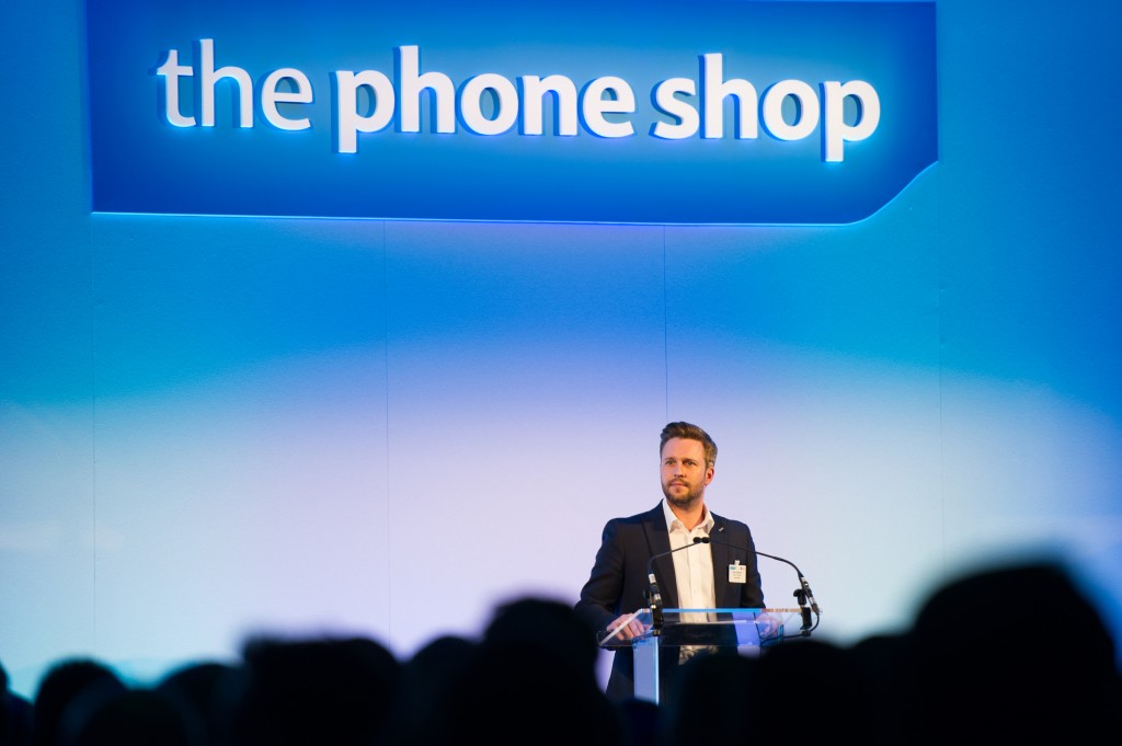 Hosting the largest conference the Phone Shop has ever had. Venue: The NEC, Birmingham Photo by Scott Dennis Photography www.scottdennis.co.uk