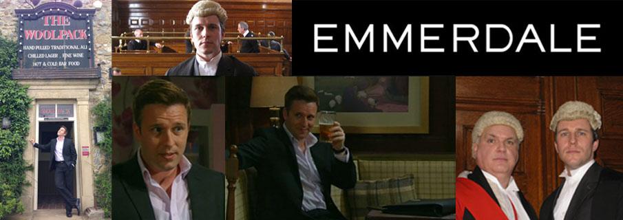 'Emmerdale' - ITV