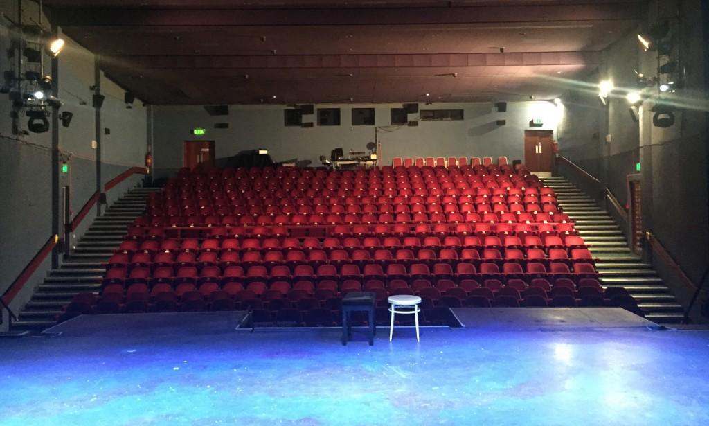 Roses auditorium