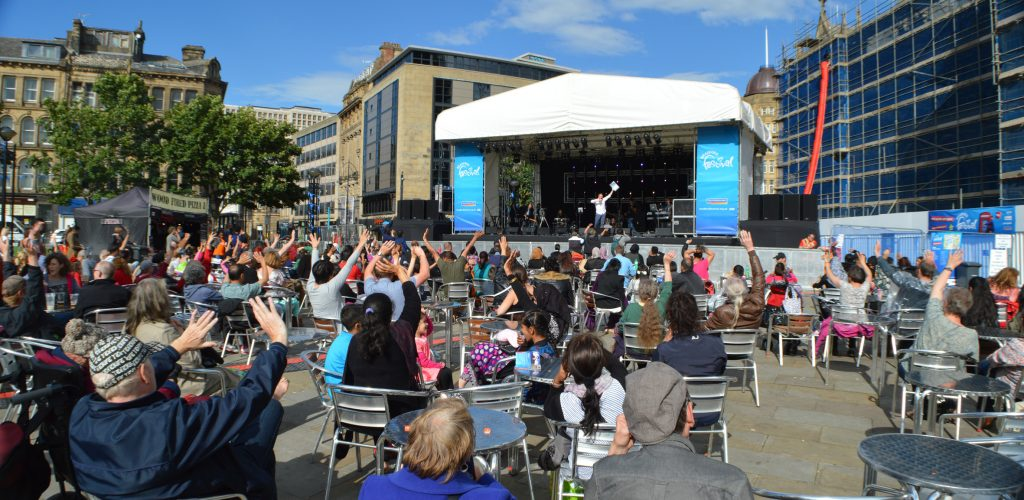Bradford Main Stage - small